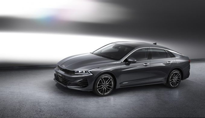 2021 Kia Optima Revealed In Stylish Korean-Spec Kia K5 Form