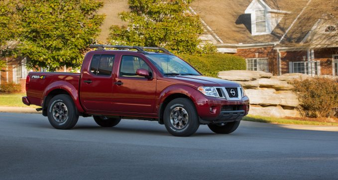 2020 Nissan Frontier Revealed: Brand New Engine, Same Old Truck