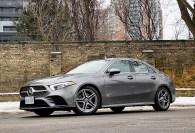 2019 Mercedes A 220 Sedan Review