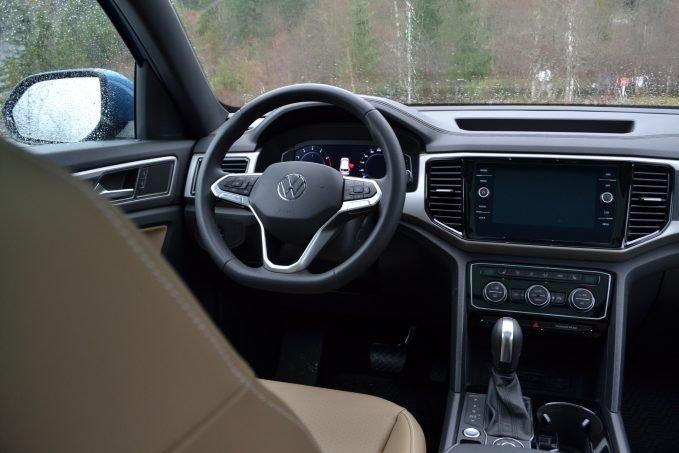 2020 Volkswagen Atlas Cross Sport First Drive Review