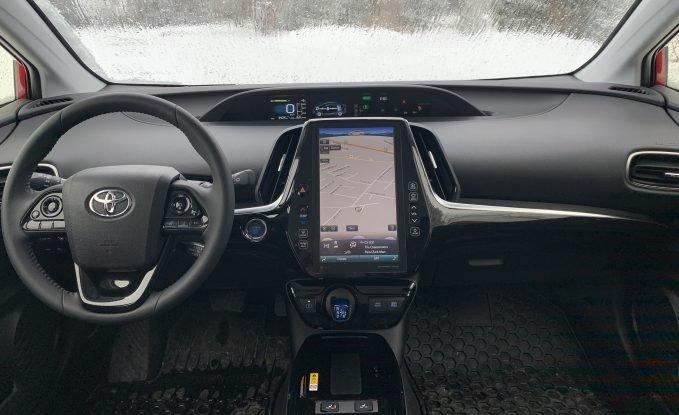 2020 Toyota Prius AWD-e Review