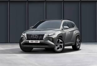 2022 Hyundai Tucson Gets Dramatic Restyling, Hybrid and PHEV Models