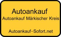 Autoankauf Märkischer Kreis