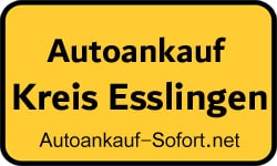 Autoankauf Kreis Esslingen