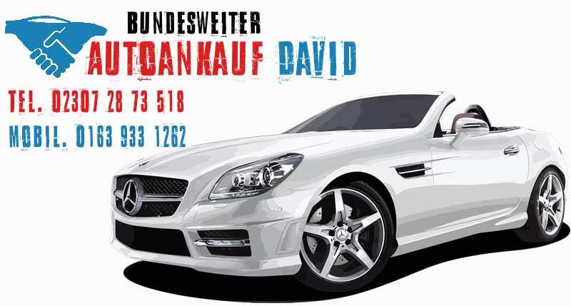 Autoankauf NRW