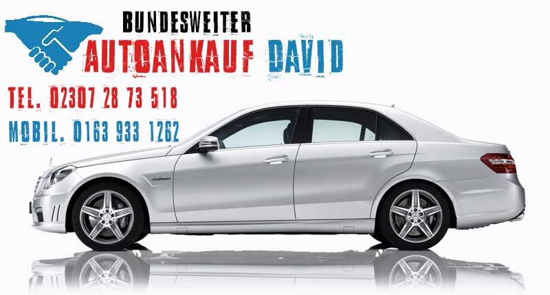 Wir kaufen dein Auto Oberhausen