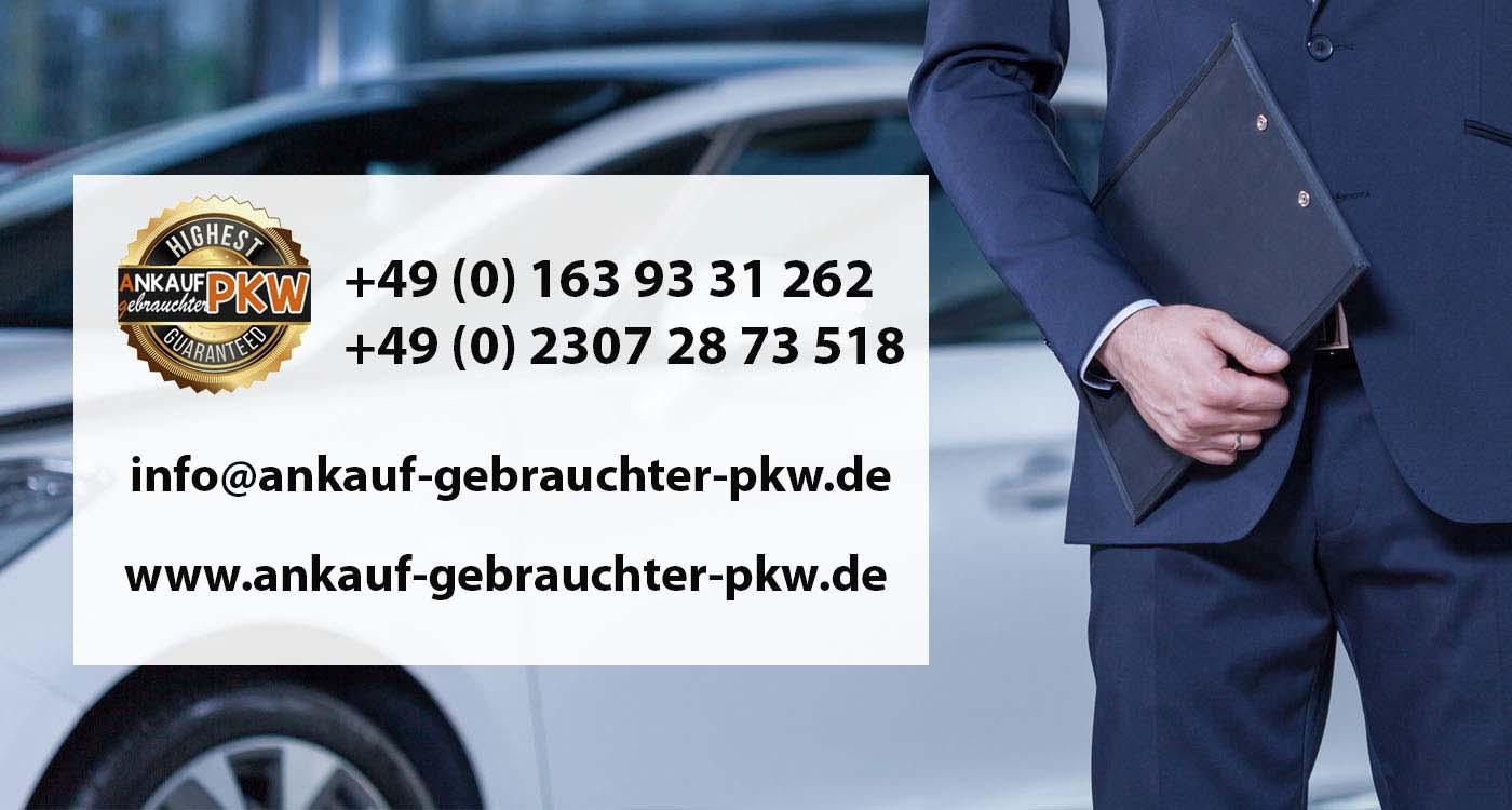 Fahrzeugankauf fuer Export