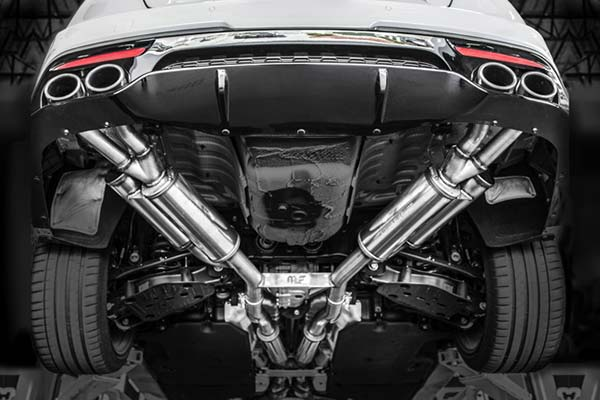 what is the best diesel exhaust system