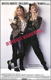 Poster do filme Procura-se Susan Desesperadamente
