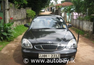 Daewoo Nubira Ii For