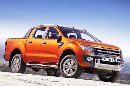 "Ford Ranger: Allradauto des Jahres 2013 in der Kategorie ""Allrad-Pickups"". Foto: Ford/ Auto-Reporter.NET"