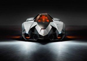 Lamboghini Egoista. Bildquelle: Lamborghini