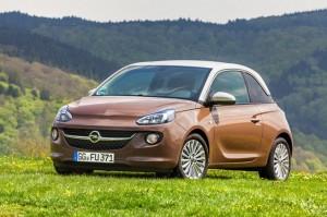 Den Opel Adam gibt es nun auch als LPG-Gasauto. Bildquelle: Opel