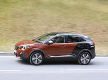Der Peugeot 3008 wird auch auf der Automesse Essener Motorshow präsentiert. Bildquelle: Peugeot