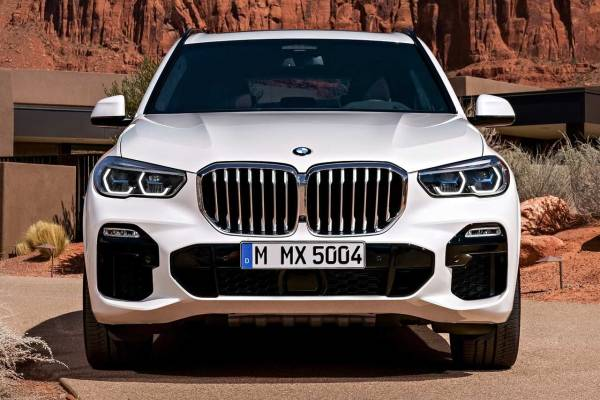 The all-new 2019 BMW X5 has been unveiled | AUTOBICS
