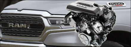 Ram VM diesel
