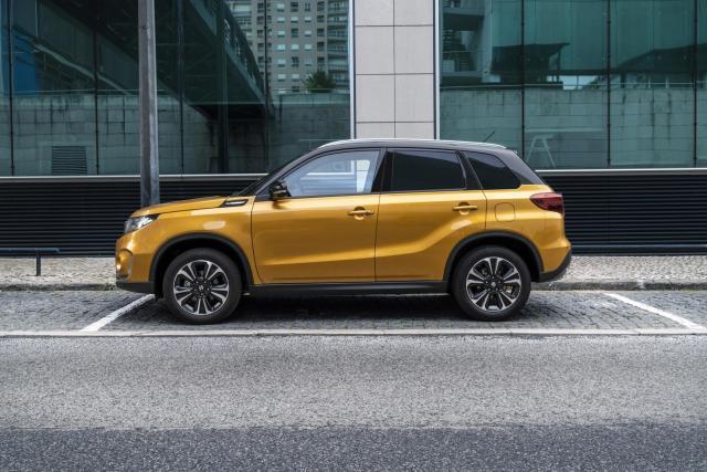 Der neue SUZUKI VITARA_Vom Pionier zum zukunftsweisenden SUV