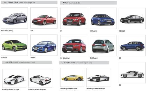 vw-group-all-models