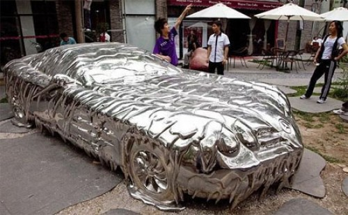 slr_mclaren_chrome_melted