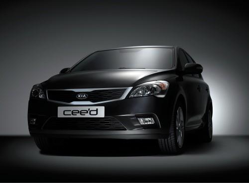 Kia Cee'd facelift 2010