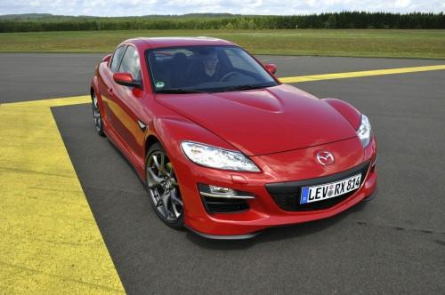 Mazda RX-8 facelift 2010