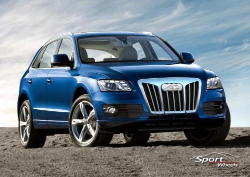 Gallery Sport Wheels Audi Grilles