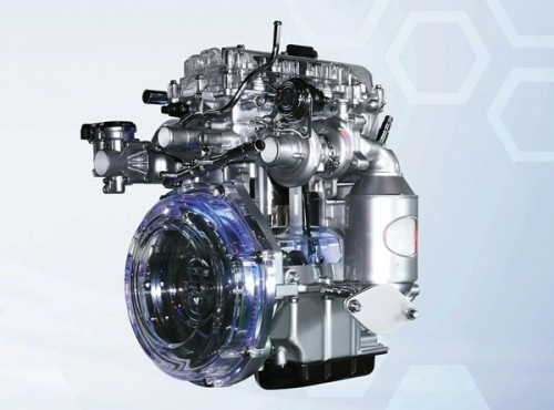 I10 800cc new engine