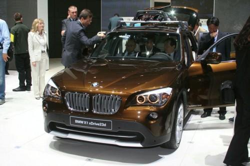 BMW X1 2010 live