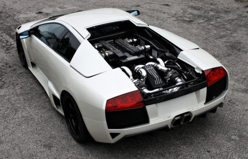 Heffner Performance Lamborghini Murcielago Twin-Turbo 1100hp