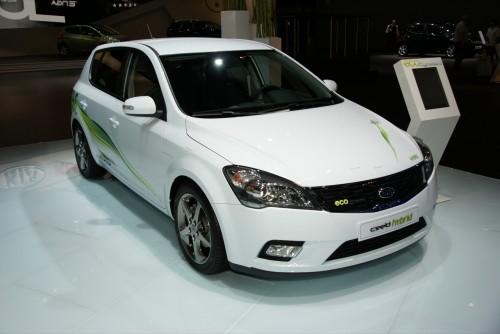 Kia Ceed Facelift Hybrid