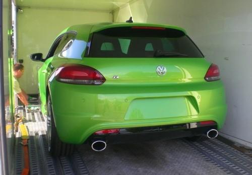 Volkswagen Scirocco R live