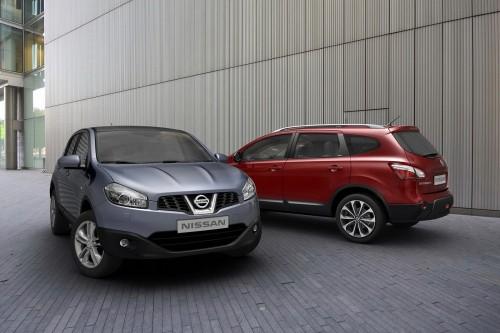 Nissan Qashqai 2010 Facelift