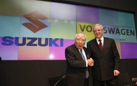 SUZUKI-VOLKSWAGEN/