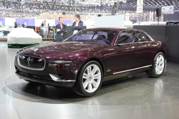 2011 Bertone Jaguar B99 Concept Autoblog