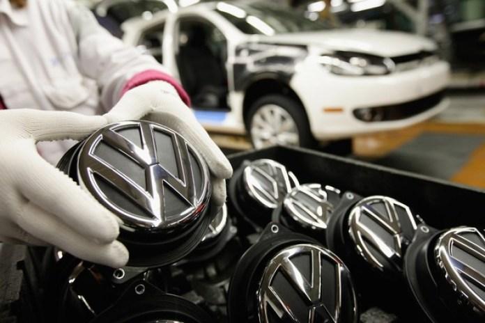 VW Automobile Assembly