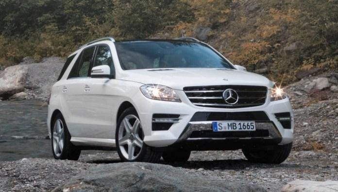 Mercedes-Benz M-Class 2012 (28)
