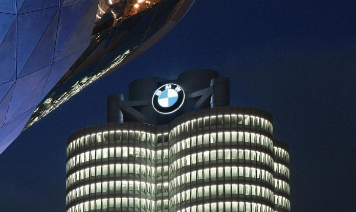 BMW's Headquarters in Munich