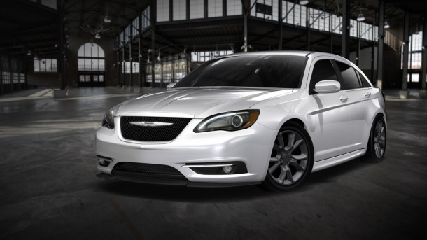 Chrysler 200 Super S 2012