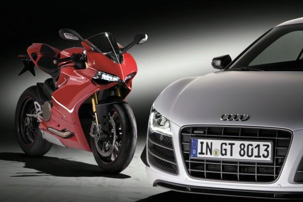 Audi acquires Ducati