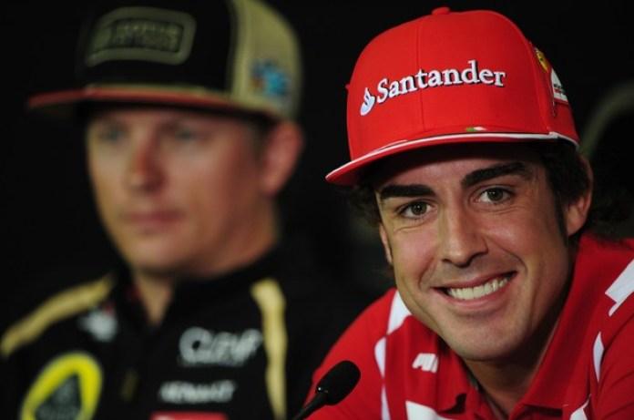 Lotus F1 Team's Finnish driver Kimi Raik
