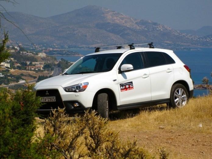 Test Drive:Mitsubishi ASX