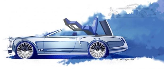 Bentley Mulsanne Vision
