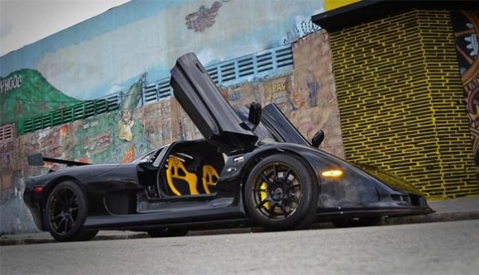 Mosler Raptor GTR