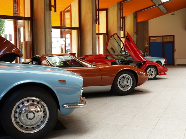 Bertone Museum