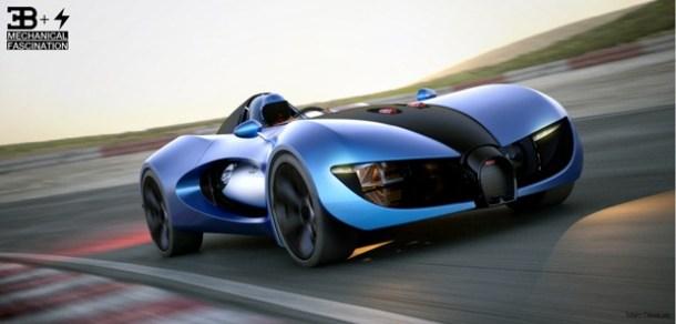 Bugatti TypeZero Concept Study (1)