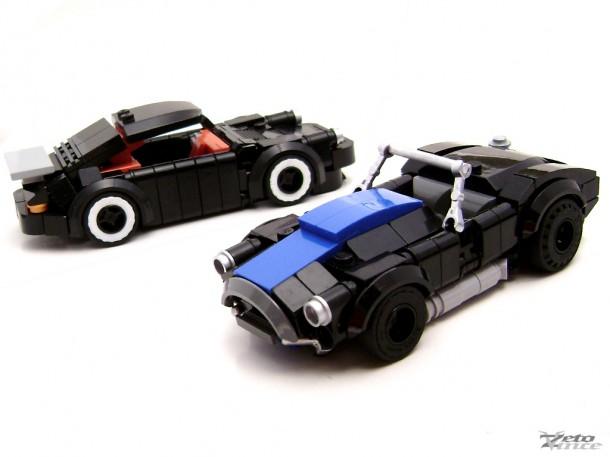 Greek Lego car miniatures (1)