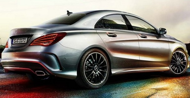 Mercedes-Benz CLA Leaked Photos (3)