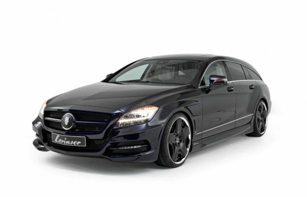 Mercedes-Benz CLS Shooting Brake by Lorinser (1)