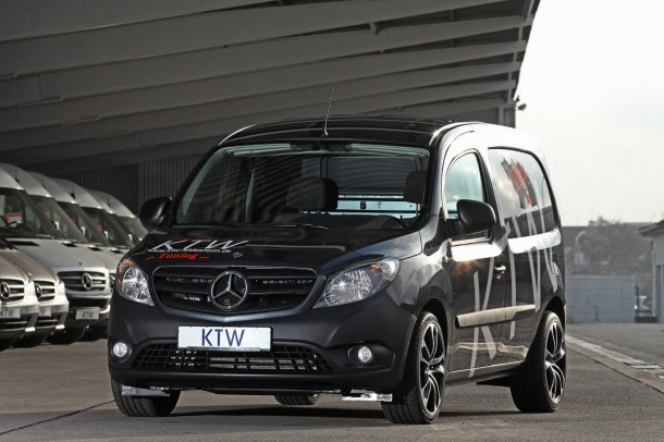 Mercedes Citan by KTW Tuning (2)
