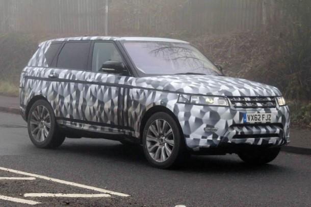 Range Rover Sport 2014 Spy Photos (1)